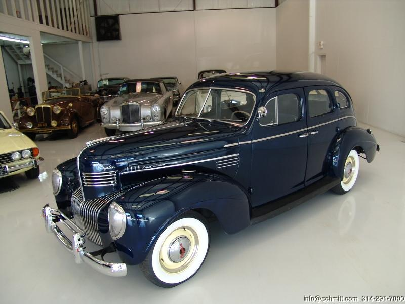 1939 chrysler royal hq - photo #16