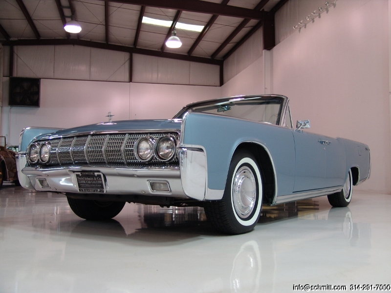 1964 lincoln continental convertible length 1964 lincoln. Black Bedroom Furniture Sets. Home Design Ideas