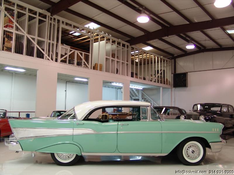 1957 chevrolet belair 4 door hardtop daniel schmitt for 1957 belair 4 door hardtop