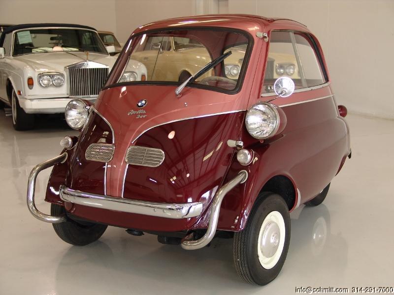 1957 BMW ISETTA 300 — Daniel Schmitt & Company