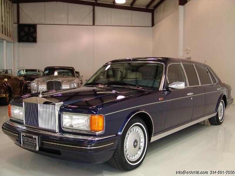 rolls royce park ward limousine daniel schmitt