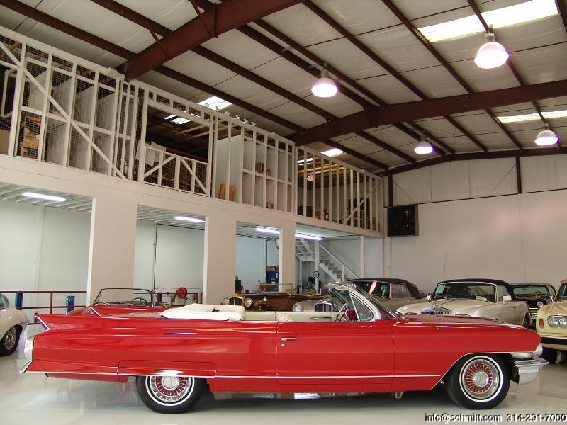 1962 Cadillac Series 62 Convertible Daniel Schmitt Amp Co
