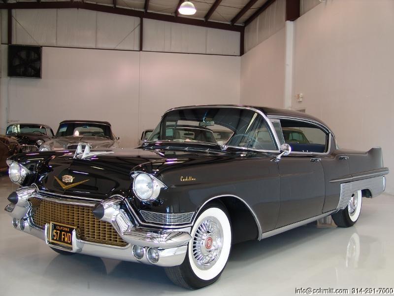 1957 CADILLAC FLEETWOOD - Daniel Schmitt & Co. Classic Car ...