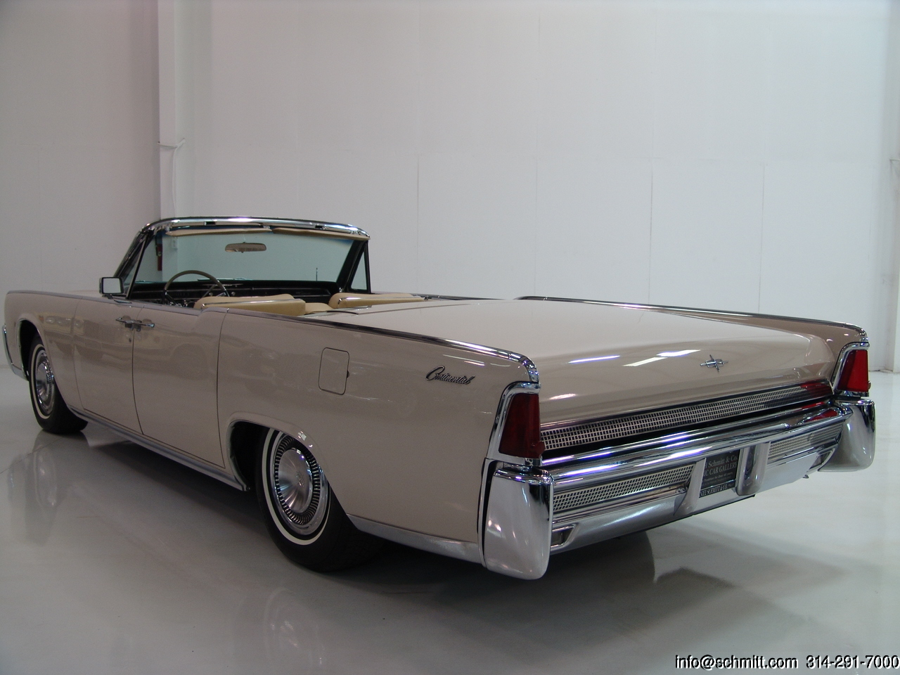 1964 lincoln continental 4 door convertible 1964 lincoln. Black Bedroom Furniture Sets. Home Design Ideas