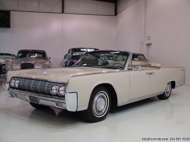 1964 lincoln continental 4 door convertible daniel schmitt company. Black Bedroom Furniture Sets. Home Design Ideas
