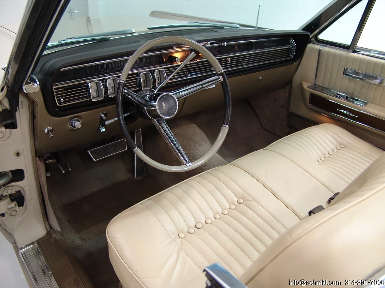 1964 Lincoln Continental 4 Door Convertible Daniel Schmitt Company