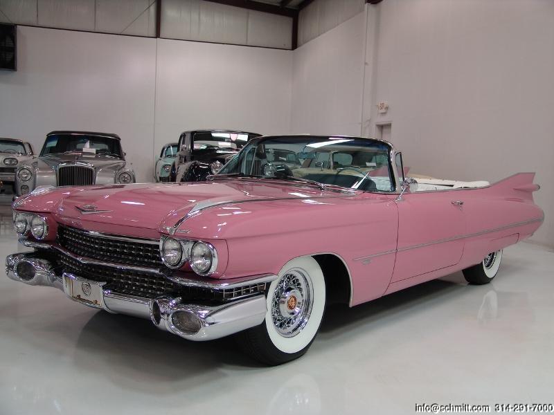 1959 Cadillac Series 62 Convertible Daniel Schmitt Amp Company