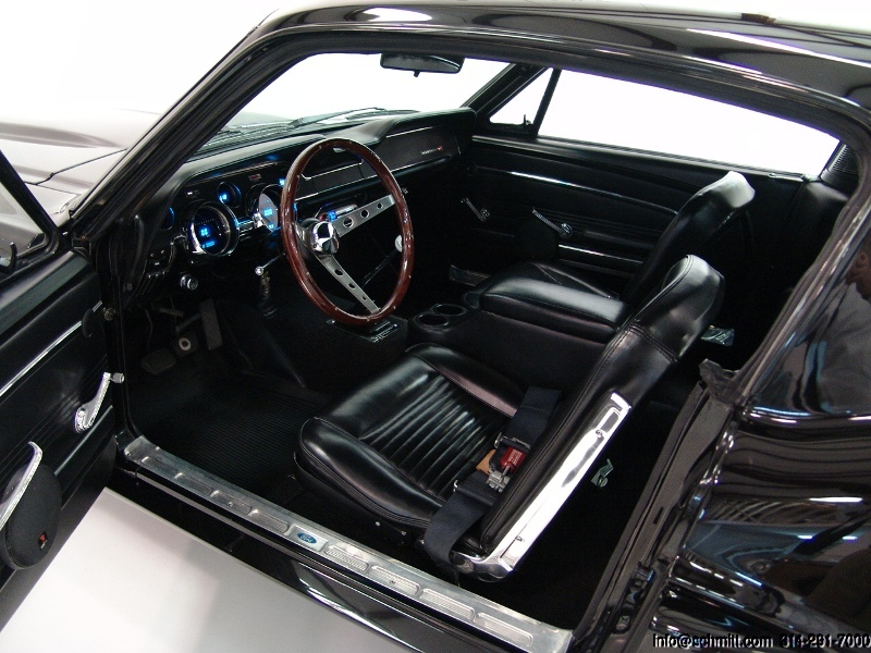 1967 mustang fastback interior 1967 shelby mustang gt500 fastback the finest pony muscle car. Black Bedroom Furniture Sets. Home Design Ideas