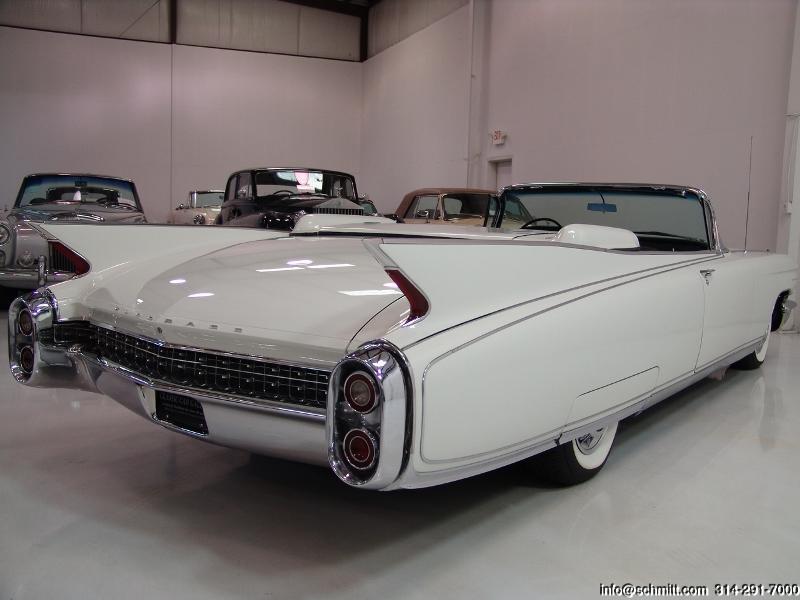 1960 Cadillac Eldorado Biarritz Convertible Daniel Schmitt Company