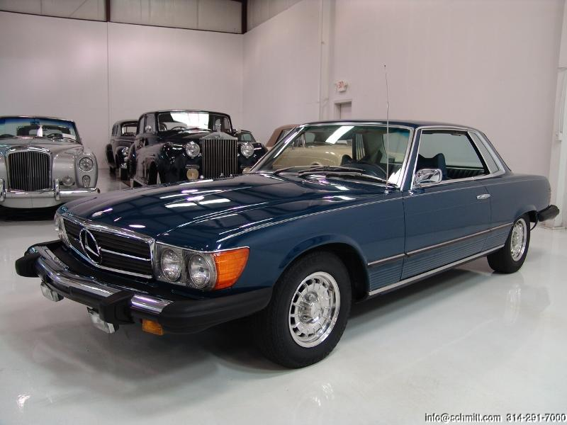 1974 mercedes benz 450 slc daniel schmitt company for Mercedes benz 450