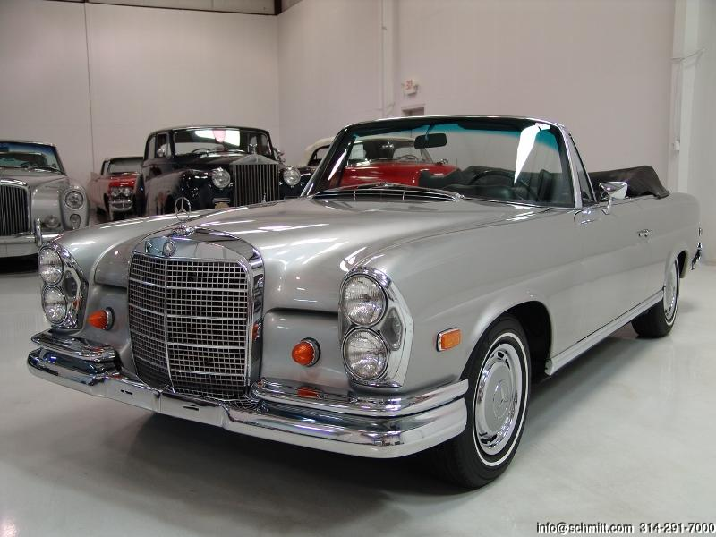 1969 mercedes benz 280se 5 passenger cabriolet daniel for 1968 mercedes benz 280 se convertible