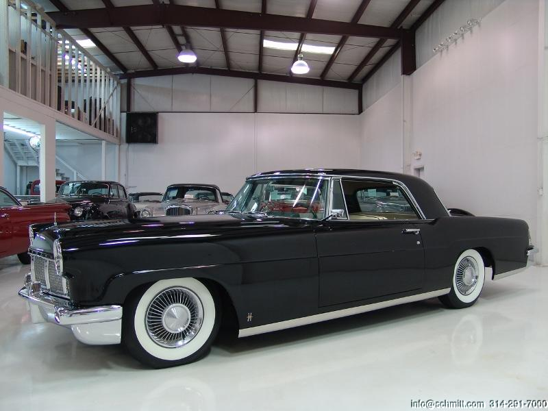1957 Lincoln Continental Mark II 2 Door Hardtop Daniel