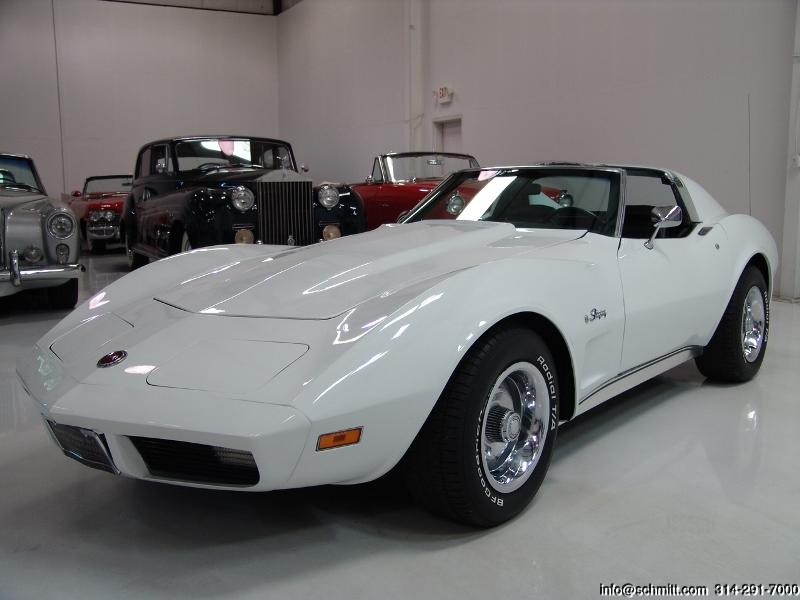 1974 CHEVROLET CORVETTE STINGRAY Daniel Schmitt Amp Co