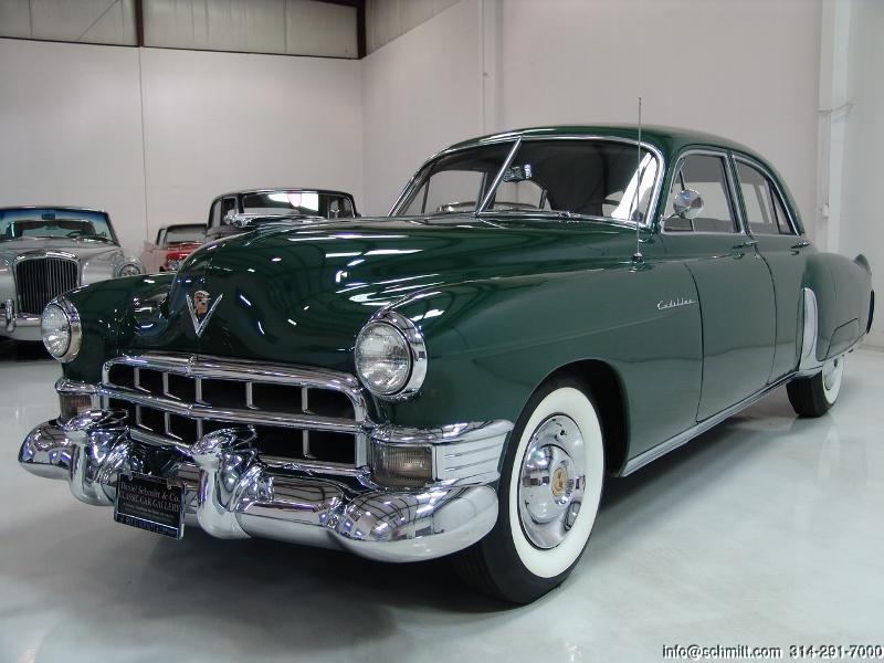 1949 Cadillac Series 60 Fleetwood Sedan Daniel Schmitt