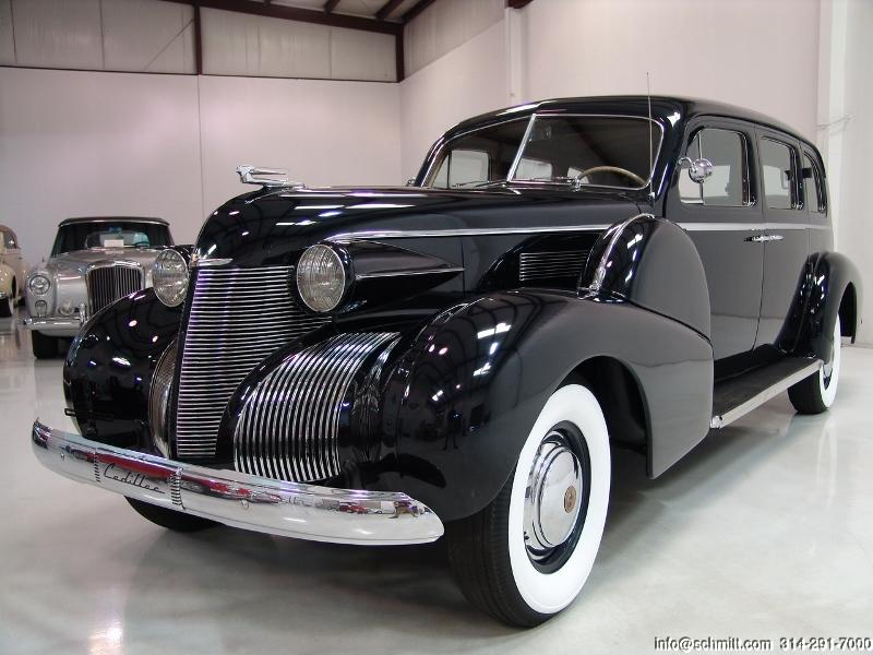 1939 Cadillac Series 75 Imperial 7 Passenger Limousine