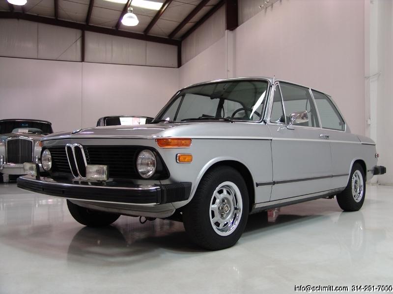 1976 BMW 2002 2-DOOR COUPE – Daniel Schmitt & Co  Classic