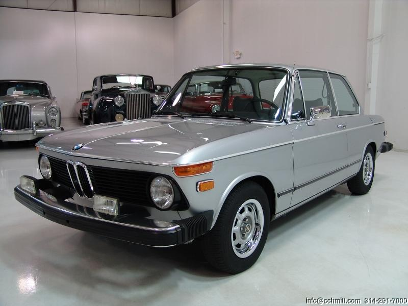 Bmw 2002 Sale >> 1976 BMW 2002 2-DOOR COUPE — Daniel Schmitt & Company