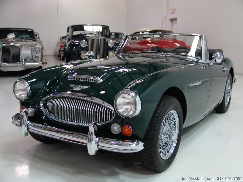 1967 austin healey 3000 mk iii bj8 convertible daniel. Black Bedroom Furniture Sets. Home Design Ideas