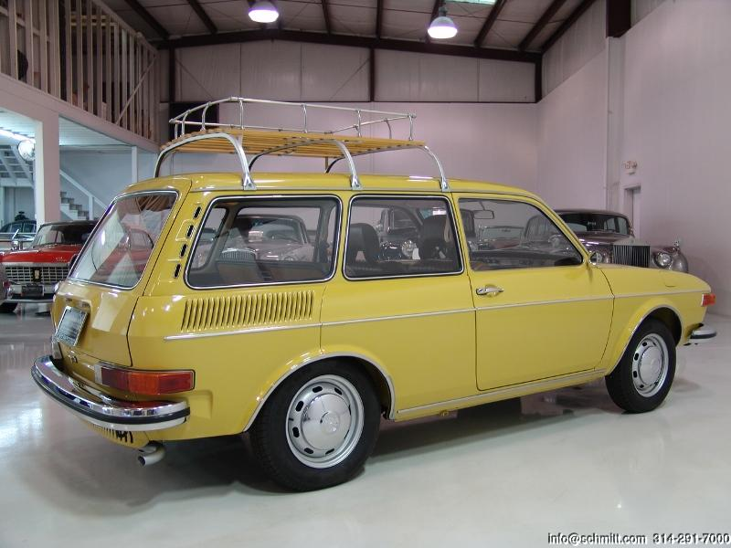 volkswagen  station wagon daniel schmitt