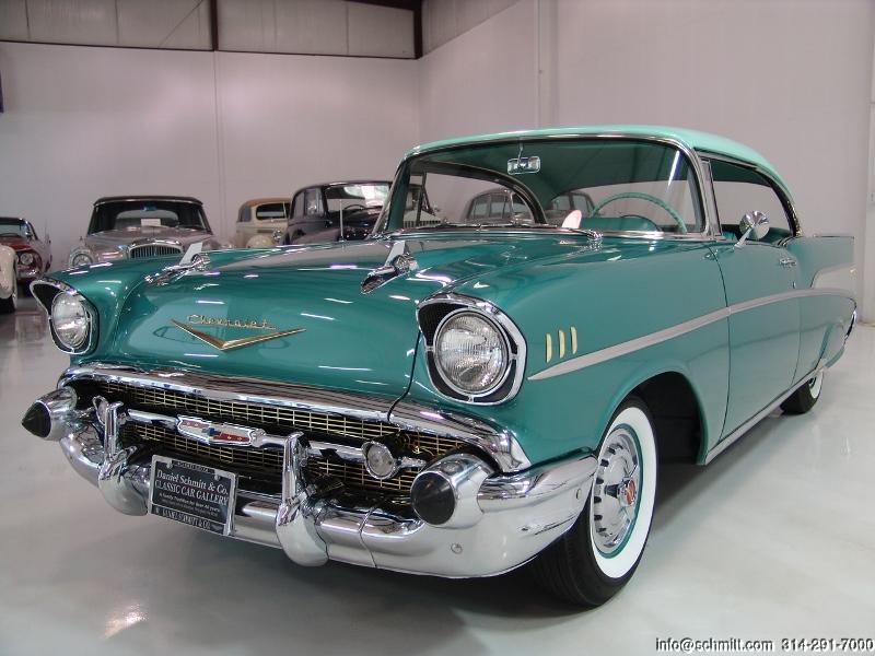 1957 chevrolet belair 2 door hardtop daniel schmitt for 1957 chevy bel air 4 door hardtop for sale