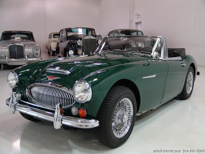 Austin Healey Mark Iii Convertible Daniel Schmitt