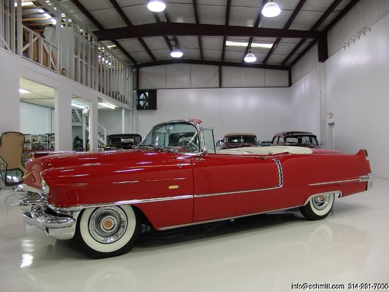 1956 Cadillac Series 62 Convertible Daniel Schmitt Company