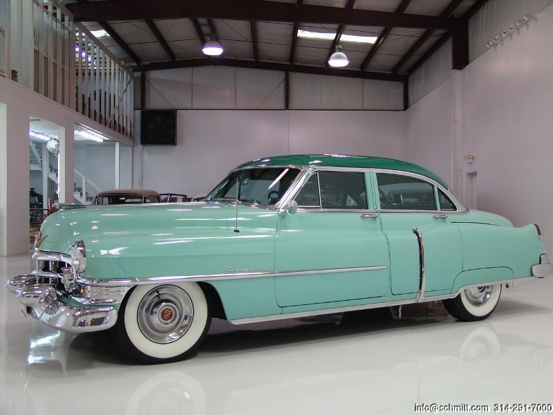 1952 Cadillac Series 62 Sedan Daniel Schmitt Amp Company