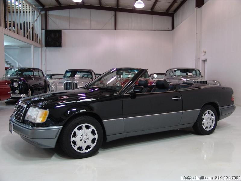 1994 mercedes benz e320 5 passenger cabriolet daniel for Mercedes benz family discount