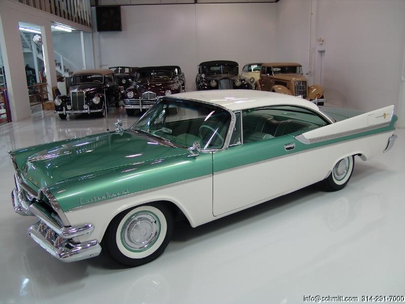 1957 dodge custom royal lancer d500 2 door coupe daniel for 1957 dodge 2 door hardtop