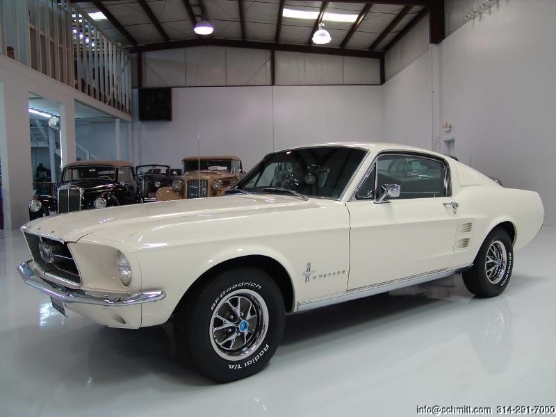 1967 Ford Mustang Fastback Daniel Schmitt Amp Company
