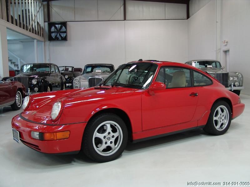 1993 Porsche 911 Carrera 2 Coupe Daniel Schmitt Company