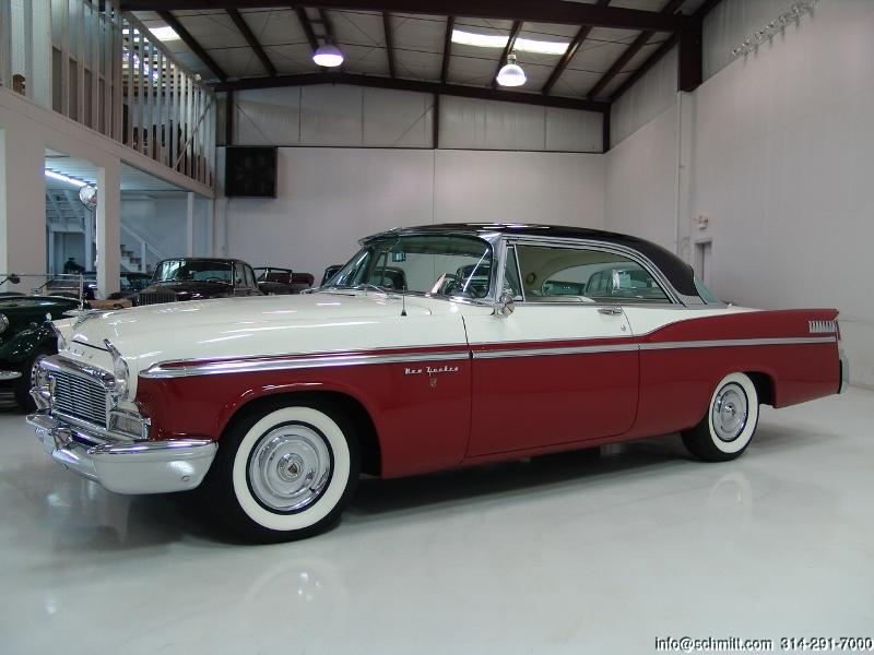 1956 Chrysler New Yorker St Regis 2 Door Hardtop Daniel