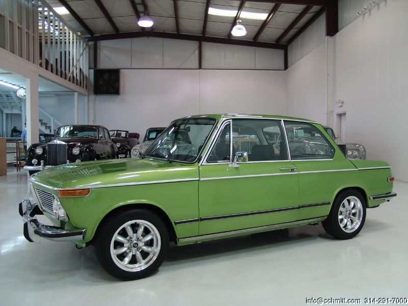 BMW TII Daniel Schmitt Company - 2002tii bmw for sale