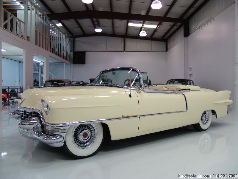 1955 cadillac eldorado convertible daniel schmitt company. Black Bedroom Furniture Sets. Home Design Ideas