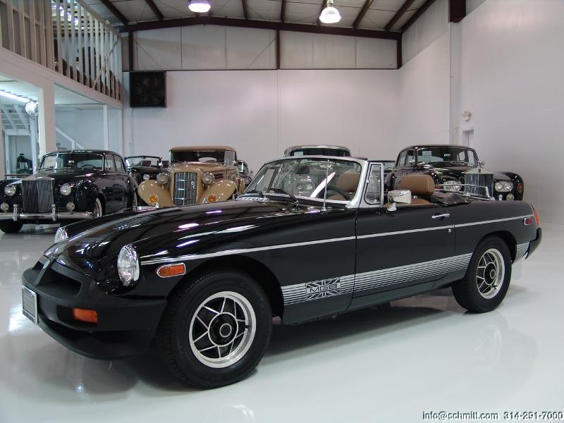 Ds 1980 Mgb Limited Edition Roadster on 1979 mgb roadster