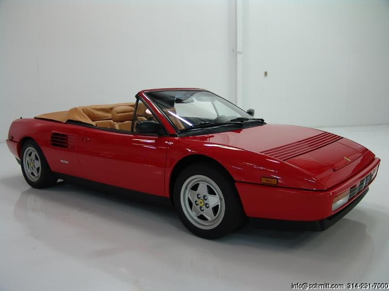 1990 ferrari mondial t cabriolet 1990 ferrari mondial t. Black Bedroom Furniture Sets. Home Design Ideas