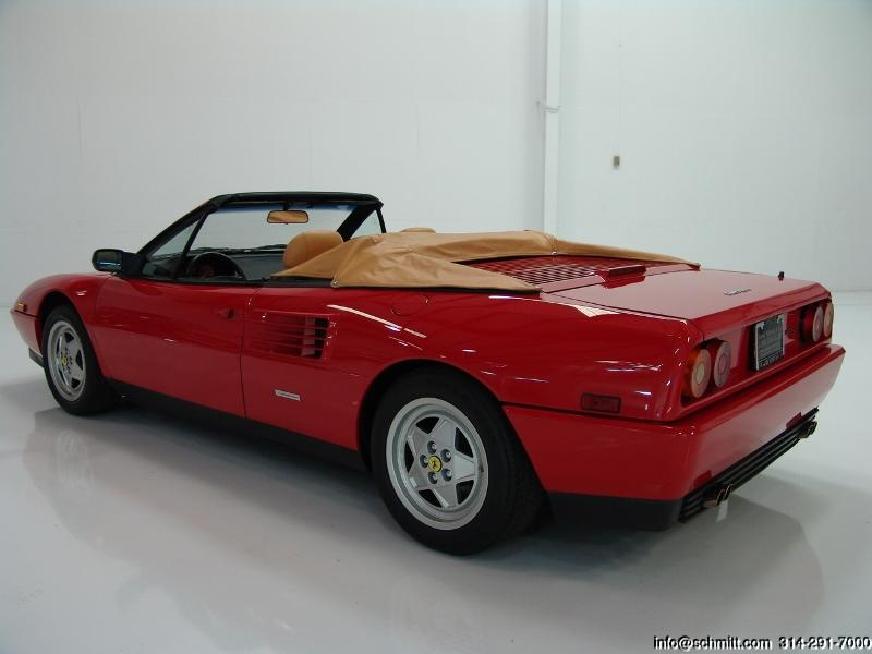 1990 ferrari mondial t cabriolet daniel schmitt company. Black Bedroom Furniture Sets. Home Design Ideas
