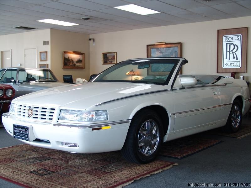 1996 cadillac eldorado convertible daniel schmitt co classic car gallery 1996 cadillac eldorado convertible