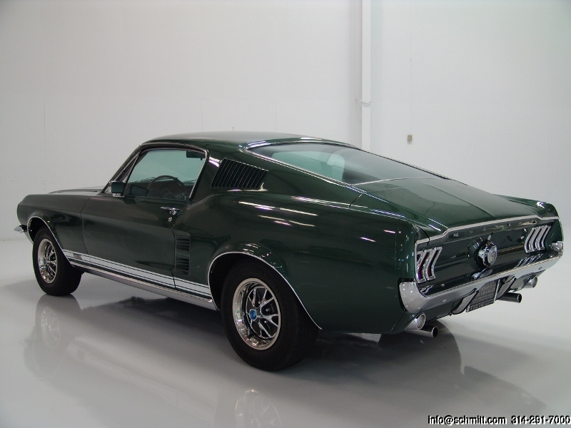additional photos - 1967 Ford Mustang Fastback Green