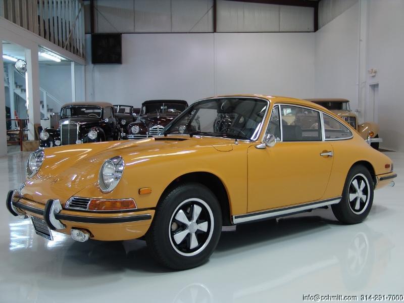 1968 PORSCHE 911L COUPE — Daniel Schmitt & Company