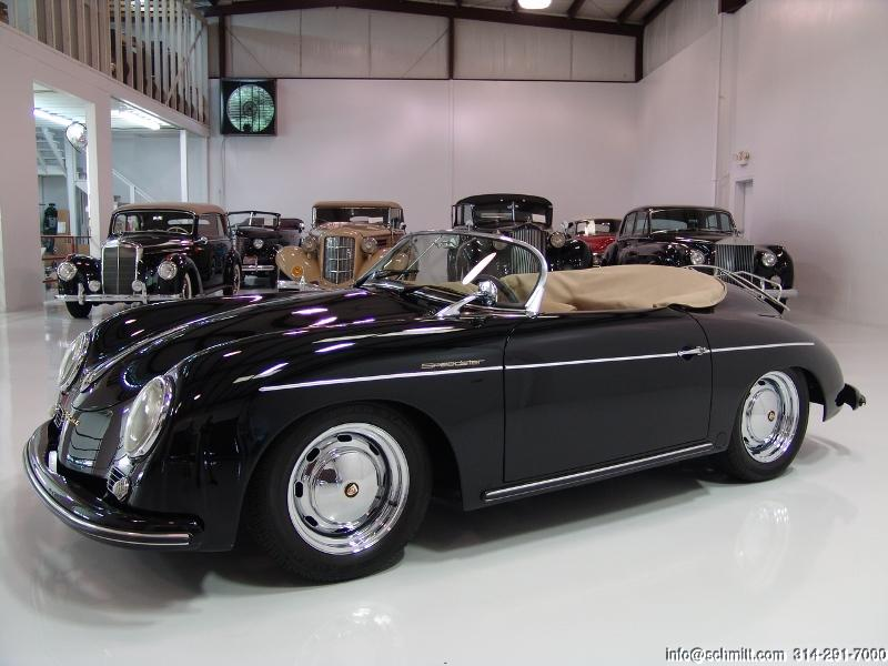 1957 Porsche Speedster Replica By Beck Daniel Schmitt