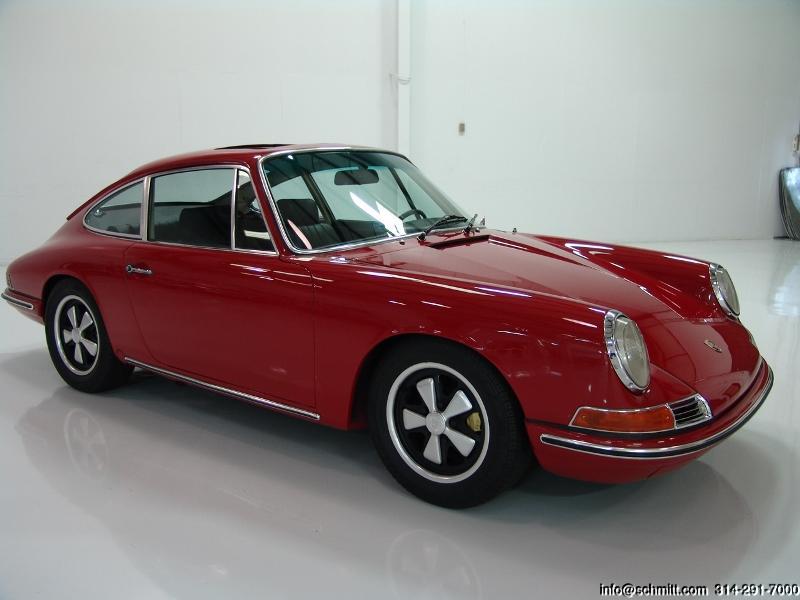 1967 porsche 911 value