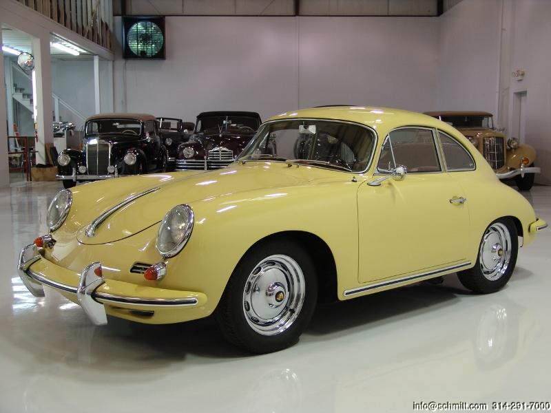 1961 porsche 356 super 90