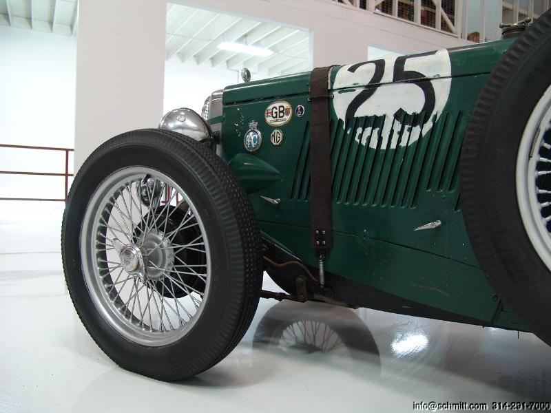 mg tc race car - photo #24