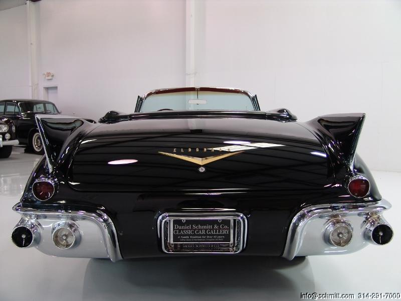 1957 Cadillac Eldorado Biarritz Convertible Daniel Schmitt Company