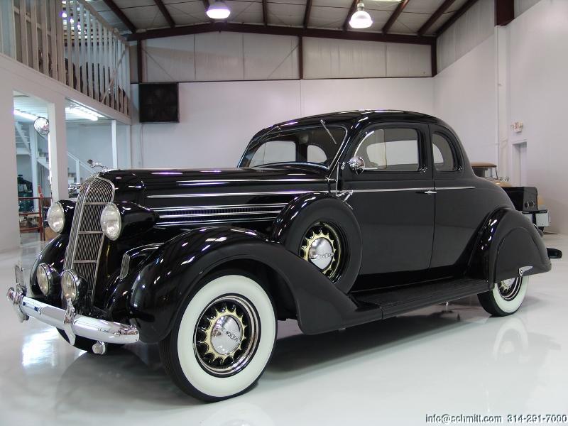 1936 dodge rumble seat coupe daniel schmitt company for 1936 dodge 5 window coupe