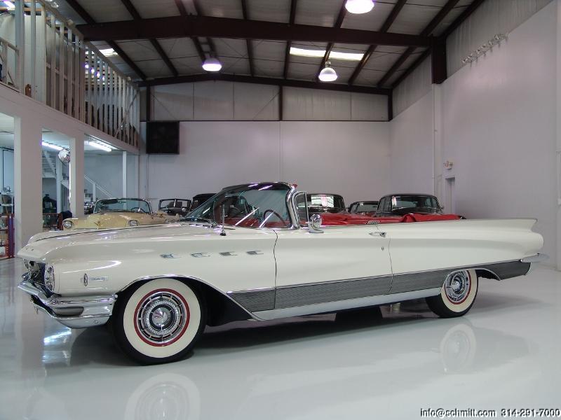 1960 buick electra convertible - photo #21