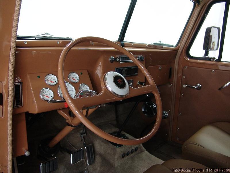 1951 WILLYS OVERLAND 4-WHEEL DRIVE WAGON – Daniel Schmitt