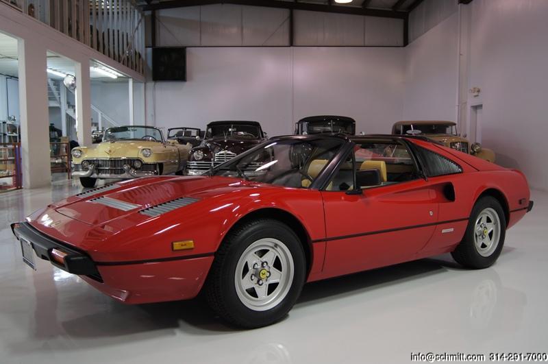 classic gts all quattrovalvole new ferrari zealand cars