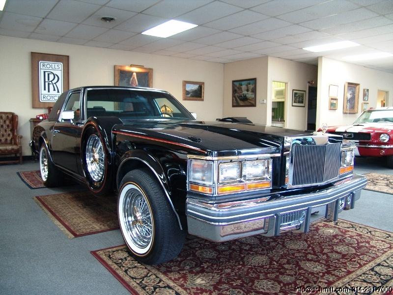1979 Cadillac Seville Opera Coupe Daniel Schmitt Company